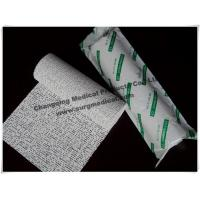 Quality Lightweight Gypsum Plaster Cast And Splint Bandage Cloth High Intensity Good Plasticity For Bone Cure for sale
