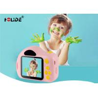 Quality Rechargeable Battery Kids Digital Video Camera , Kids Action Camera Multiple Functions for sale