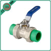 Quality Stable PPR Ball Valve , Bronze Ball Valve Injection Moulding Technics for sale