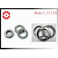 Quality Gcr15 Thrust  Ball Bearing 51118 For Generator Machine High Efficient for sale