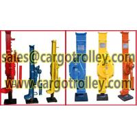 Quality Mechanical jack details with price list for sale