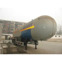 Quality Enric 3-axis 13 m 23.5 tons of liquefied gas transport trailer HGJ9409GYQ for sale