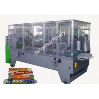 Quality Kitchen Roll Box Aluminium Foil Packaging Machine 5.5kw with PLC Digital Control for sale