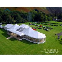 Quality Large Capacity Pavilion Event Aluminum Alloy Frame Wedding Party Tent for Sale for sale