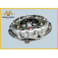 Quality FSR FTR 350mm Clutch Cover Pull Type ISUZU Clutch Plate With 4 Lever Arms 1312201821 for sale
