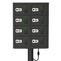 Buy Cell phone charging station locker with 8 bay at wholesale prices
