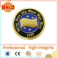 Quality BUY Znic Alloy Factory Custom Memorial Metal Military Coin for sale