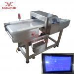 Professional Magnetic Metal Detector Food Processing 25m / Min Transfer 25kg Load