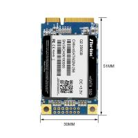 Quality High Speed Q2 256gb mSATA Internal SSD 256M Cache For Notebook for sale
