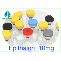 Quality CAS 07297-39-8 HGH Human Growth Hormone Anti Aging Epithalon 10mg/ Vial White Powder for sale