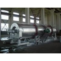 Quality Drum Type Rotary Ash Cooler Wearing Resistance For High Temperature Slag for sale