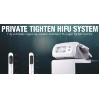 Quality New generation HIFU ultrasound vaginal tighten system beauty machine skin lifting for sale
