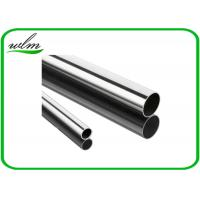 Quality Food Grade Sanitary Stainless Steel Tubing BA Bright Annealed Pipe For Steel Water Tanks for sale