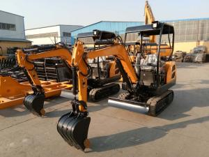 Quality 1.8ton Earth Excavation Machine for sale