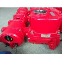 Quality Remote / Local Control Intelligent Electric Actuator Large Torque for sale