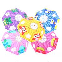 Quality UV Protect Kids Rain Umbrellas 3D Animal Shape Cartoon Childrens Novelty Umbrellas for sale