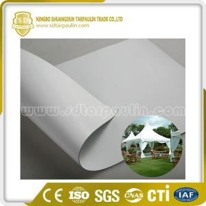 Buy cheap Anti-fungus Custom Size PVC Coated Fabric from wholesalers