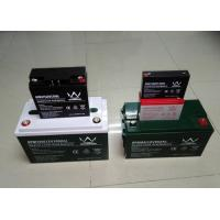 Quality High Power M8 12v 100ah Lead Acid Battery 6FM100H 330*171*214 mm for sale
