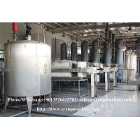 Quality Corn syrup high fructose corn syrup production process for sale