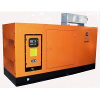 Quality Quiet Diesel Generator 100KVA Powered By Cummins Engine 6BT5.9-G2 for sale