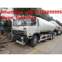Quality China leading lpg gas delivery truck manufacturer for sale, factory sale best price lpg gas propane delivery truck for sale