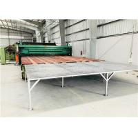 Buy 51m /Hr Hexagonal Wire Netting Machine PLC Automatic Control For 1200mm Mesh at wholesale prices