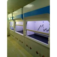 Buy Hospital Benchtop / Chemical FRP Fume Hood Exhaust System With Moisture Proof Table at wholesale prices