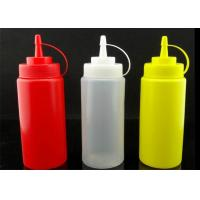 Quality 240ml, 360ml, 480ml, 680ml Crowded jam bottle, Squeeze the bottle for Tomato sauce jam and butter for sale