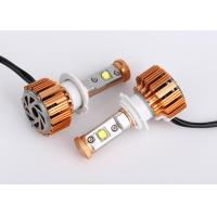 Buy IP 67 Cree LED Headlight Bulbs 30W 3000LM / H7 LED Car Head Lamp at wholesale prices