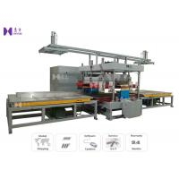 Quality 50/60HZ High Frequency PVC Welding Machine HF Power 100Kw Pneumatic Tool Hanger for sale