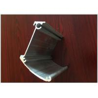 Industry Equipment Extruded Aluminum Enclosure Silver With Powder Coating for sale