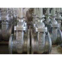 Quality API Standard Cast Steel Flanged Gate Valve Class 150-2500 ASME B16.47 for sale