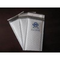 Quality Plastic Padded Envelopes with Co-Extruded Film and Cushioned Poly Bubble for sale