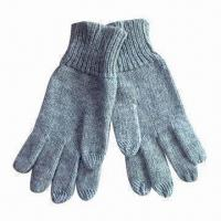 Quality Touch Gloves for iPhone, Made of 40% Acrylic + 30% Nylon + 30% Fleece for sale