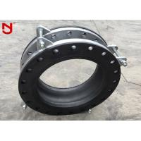 Quality Water System  Single Sphere Rubber Expansion Joint Long Durability For Pipe Fitting for sale
