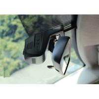 Buy 1080p  Car Night Vision System  plate frame 120 degree View Angle at wholesale prices