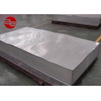 China Hot Rolled Galvanized Steel Sheet Metal , Ral Colors Galvanised Steel Roll on sale