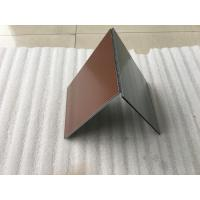 Quality Various Colors Aluminium Wall Cladding PanelsWith High Impact Resistance for sale