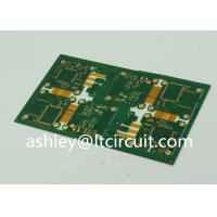 Buy 4 Layer FR4 Polymide Rigid Flexible PCB IC Controller Gold Plating at wholesale prices