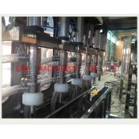 Quality 900 Barrels / H 5 Gallon Barreled Drinking Water Filling Machine Line PLC Controlled for sale