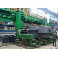 Quality R7 meters four strands steel billet automatic continuous casting machine for sale