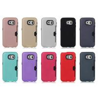 Quality TPU / PC Scratch Resistant Phone Case For Samsung Galaxy Phone Cases for sale