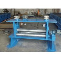 Quality Horizontal and Vertical Accessory Equipment Roof Sheet Curving Machine Corrugated IBR Profile for sale