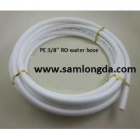 "Quality PE Water Hose,Polyethylene PE Hose,Drinkig Water Tubing for RO system, OD3/8"", white colour for sale"