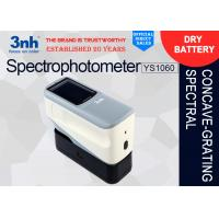 Quality YS1060 Colour Matching Spectrophotometer For Automobiles Sun Visors Mirrors Handles Colour for sale