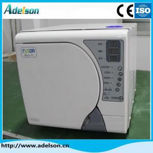 Quality Dental vacuum steam autoclave sterilization mini printer for sale