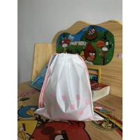 Buy cheap Factory Direct Sale High Quality Plastic LargeGift Bag Drawstring Travel Pouch from wholesalers