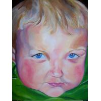 Quality portrait painting art painting interior wall picture for sale