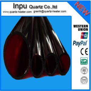 China Infrared quartz tube for infrared quartz heater lamp on sale
