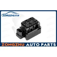 Quality Valve Block Compressed Air Valve , Distribution Valve Automotive Suspension Parts for sale